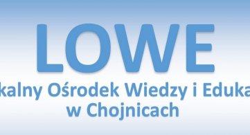LOWE - Lokalny Ośrodek Wiedzy i Edukacji w Chojnicach